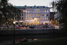 Hotel Flora får ny fasad.