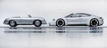 Porsche firar 70 år som sportbilstillverkare