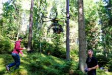 Effektfabriken går till final i Hollywood med scener från Intuitive Aerial