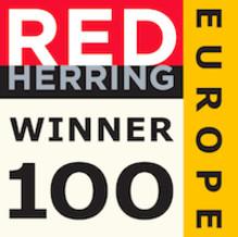 Widespace utvalda som ett Red Herring topp-100-företag i Europa