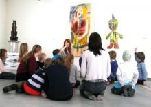 Familieomvisninger på Astrup Fearnley Museet i høstferien
