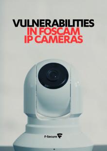 Rapport: Vulnerabilities in Foscam IP Cameras