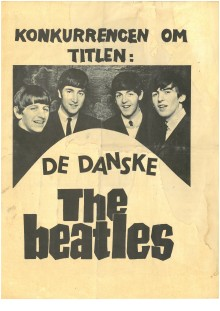 RAGNAROCK INVITERER TIL TALK'N'TREAT OM BEATLEMANIA
