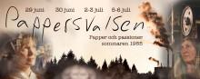 """""""Pappersvalsen"""" i Frövifors pappersbruksmuseum - ett unikt teaterprojekt"""