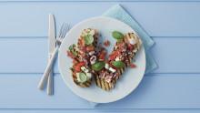 Bruschetta - en nem og lækker forret