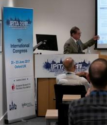 Diabetes Wellness på internationell forskarkonferens