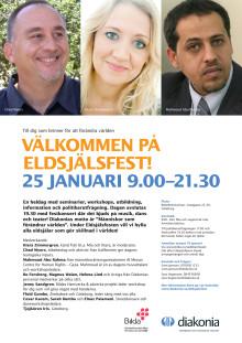 Eldsjälsfest 2014 Göteborg