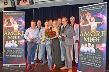 """""""Amore Mio!"""" - Dinnershow feiert am 18. November 2016 im historischen Leipziger Stadtbad Premiere"""