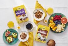 Risenta lanserar första ekologiska granolan helt utan tillsatser och tillsatt socker