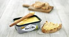 Bre din macka som vanligt - med olivolja