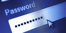 35% of users have weak passwords; the other 65% can be cracked