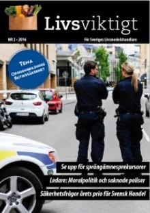 Moralpolitik och saknade poliser