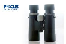 Focus Discover – uus eksootilisest klaasist läätsedega binokliseeria