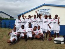 Veidekke tar första spadtaget i Sydafrika
