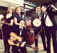 Spinning Jennies svänger samman bluegrass och svensk lyrik