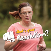 ​Jo Pavey MBE asks Leicester runners: 'What's Your Resolution?'
