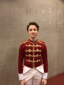 Elev från Svenska Balettskolan uttagen till semifinal i den internationella och prestigefulla balettävlingen Prix de Lausanne