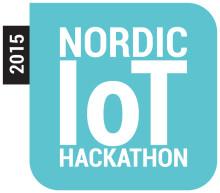 Nordic IoT Hackathon 2015: Smarta hem och Framtidens smarta transportlösningar