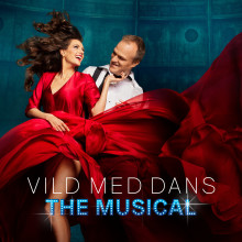 James Sampson og Gry Trampedach synger for i VILD MED DANS – THE MUSICAL