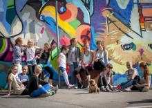 Pressinbjudan - Presentation av sommarlovsaktiviteter till barn och unga