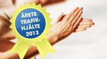 Årets Trafikhjälte stoppar rattfyllerister