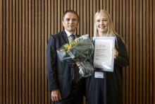 Tandlægestuderende fra Ølstykke får penge til forskning