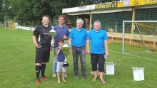 Neunter AkzoNobel CUP: Zwölf Teams im Fußball-Fieber