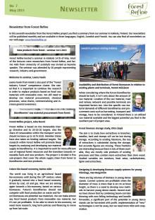 Newsletter No 7