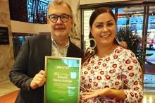 Sensus Västra Sverige får Unionens jämställdhetspris 2018