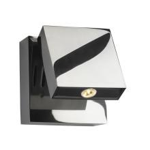 Fox Design presenterar Bruck Scobo Vario, sänglampan som samtidigt är en spegel.
