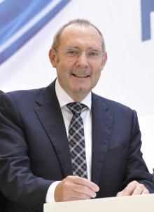 Dr. Werner Groll verabschiedet sich ins Privatleben