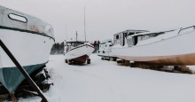 Var fjärde båtägare tittar aldrig till båten på vintern