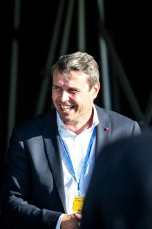 Blixtbyggd läktare från Martinsons gör Östersund redo för Europa League