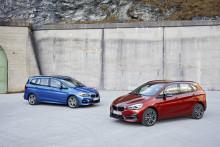 Ny BMW 2-serie Active Tourer og Gran Tourer