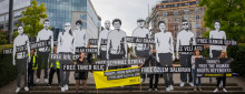 Turkiet: Rättegång idag mot Amnesty Turkiets medarbetare och svenske Ali Gharavi