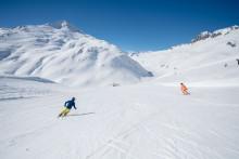 Aus zwei mach eins: Die neue SkiArena Andermatt-Sedrun