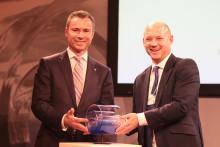 Canon tar emot utmärkelsen People's Choice Award på The Circulars 2016