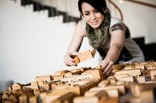 Kungliga Ingenjörsvetenskapsakademien på träfokuserat studiebesök i Skellefteå