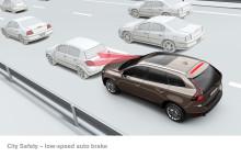 Prestigefyllda Paul Pietsch-priset 2009 till Volvo City Safety