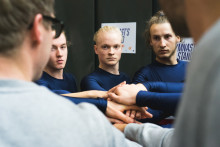 Nordens beste TeamGym-tropper møtes i Drammenshallen