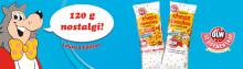 Retrodesign på Sveriges mest köpta snacks!