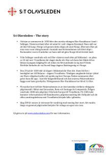 Historien om S:t Olavsleden