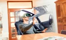 """Dank """"Virtual Reality"""" werden in Zukunft virtuelle Testfahrten möglich sein"""