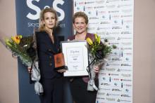 Bragdpris till stockholmarna på Security Awards