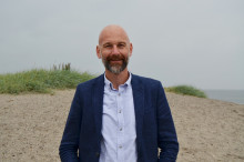 Pelle Malmborg - Gymnastikförbundets nya generalsekreterare