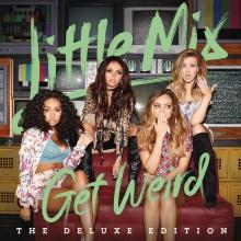 Brittiska succégruppen Little Mix intar Stockholm i helgen