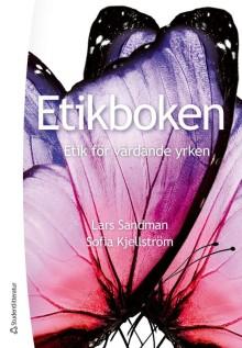 Ny bok om etik för vårdande yrken