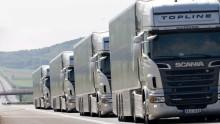 Märsta Förenade besöker Scania och diskuterar hållbara transporter