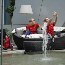 Scandic huserar 300 spelare i rullstolsbasket på ett hotell