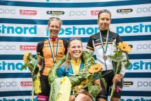 Sara Penton tar SM-guld efter dramatisk spurtstrid!